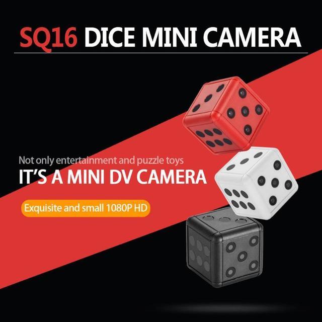 Mini Camera 1080P Full Hd Night Vision Dv