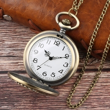 Indian Old Man Pocket Watch
