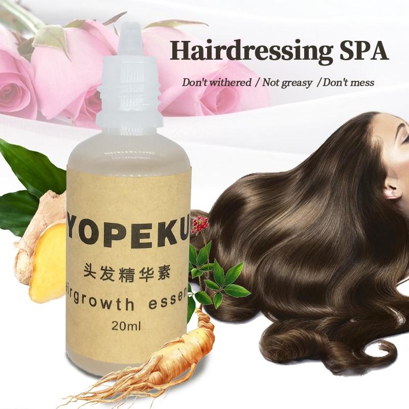 Yopeku 20ml Keratin Treatment Hair Loss Products Natural With No