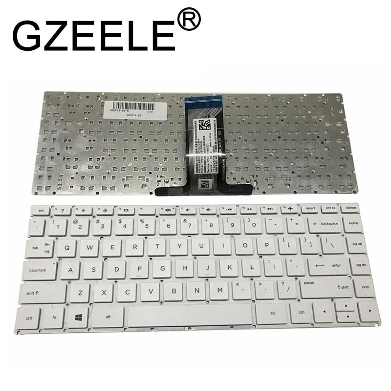Russian Keyboard FOR HP X360 14-ba049tx 14-BS042TX 14G-BR002TU 14-BS 14Q-BU W125 Keyboard RU 14-BF 14-BP 14-BW