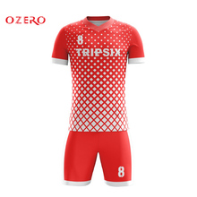 8d59c456e52e1 cheap sublimated besteam blue and solid white futboll soccer uniform for  woman(China)