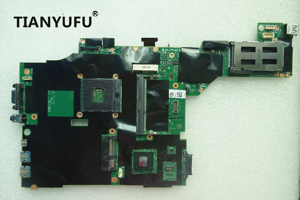 Free shipping T430 motherboard FRU 04X3641 04Y1406 04W6625 04X3639 For Lenovo Thinkpad T430 Laptop Motherboard tested