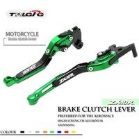 For Kawasaki ninja ZX10R ZX 10R ZX 10R 2006 2007 2008 2009 2010 2011 2012 2013 2014 2015 Motorcycle CNC Brake Clutch Levers