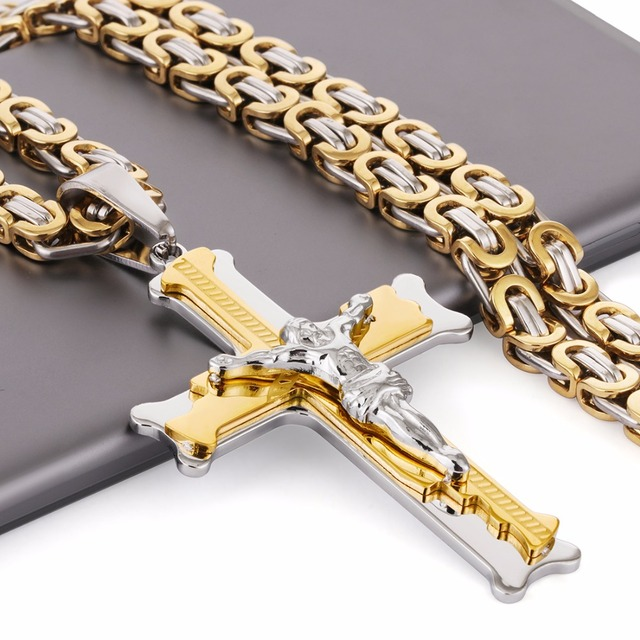 cross vintage diamond tdw sterling i free product silver necklace jewelry watches j