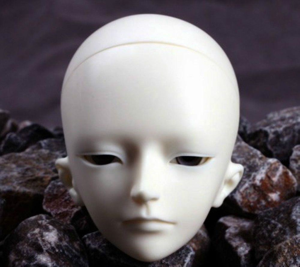 [wamami] AOD 1/4 BJD Dollfie Boy Doll Parts Single Head (Not Include Make-up)~Yu Luo