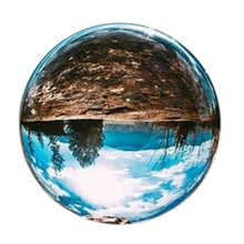 30Mm Clear Glass Crystal Ball Healing Sphere Photography Props Gifts