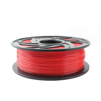 CREOZONE プレミアム PETG フィラメント 3D プリンタフィラメント 1.75 ミリメートル 1 キロスプール PETG プラスチック 3d プリンタ赤色