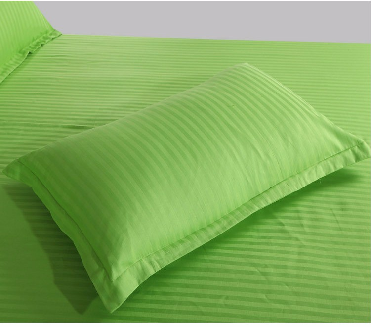 Cotton Satin Striped Luxury Bedding Set Best Children's Lighting & Home Decor Online Store