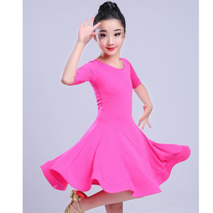 Image 5 - בנות קרנבל ג אז dancewear תלבושות ילדים מודרני סלוניים לטיני מסיבת ריקודי שמלת ריקוד ילד שמלה ללבוש בגדים עבור בנות