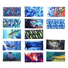 Открытый Рыбалка бесшовные бандана волшебный шарф многофункциональный солнцезащитный крем унисекс шарфы для женщин Бандана Маска