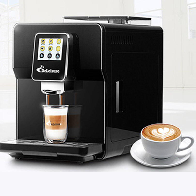 Italyan Ticari Otomatik Kahve Makinesi Espresso Kahve MakinesiItalyan Ticari Otomatik Kahve Makinesi Espresso Kahve Makinesi
