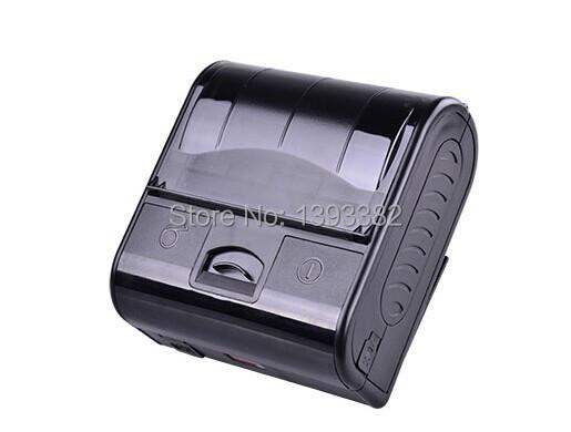 Impresora portátil, impresora bluetooth con interfaz bluetooth y caja de cuero LS3