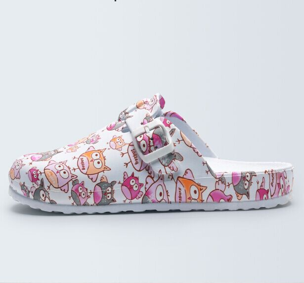 Accessories Hospital Surgical Medical Slippers Doctor Nurse Dentist Waiter Workwear Cleaning Shoes Lab Spa Beauty Salon Shoes Medical Shoes