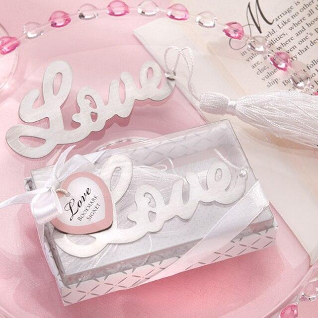 25 Teile Los Liebe Lesezeichen Fur Hochzeit Dekoration Hochzeit