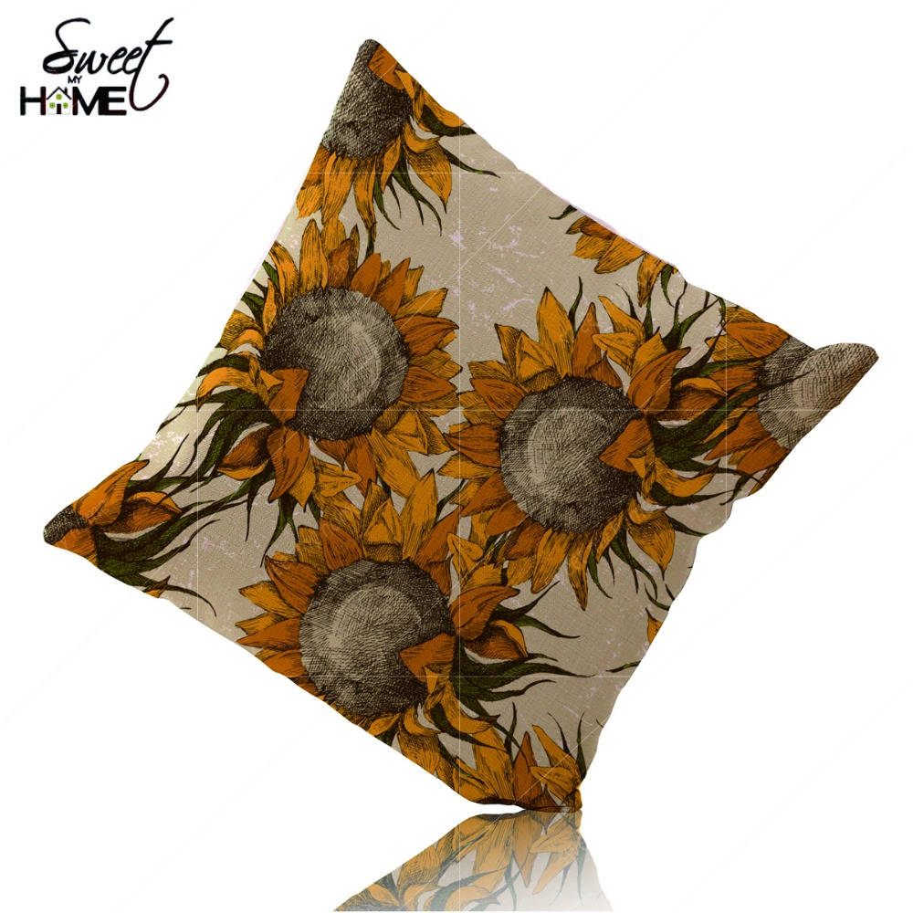Popular Sunflower Chair CushionsBuy Cheap Sunflower Chair – Sunflower Chair Pads