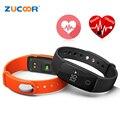 Smart watch banda de pulso monitor de pressão arterial e freqüência cardíaca m3 sport pulseira atividade relógio pulseira bluetooth chamada sms lembrete