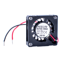 New and original COOLING REVOLUTION RFB1804 18x18x4mm Nano Fan Miniature Blower 5V PM2.5 Detector Chip Drone