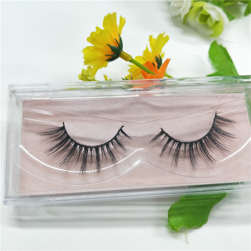 Soft Fake Eyelash High Quality 3D Mink Lashes Women Lady Lashes Natural Long Eyelash Extention free shipping