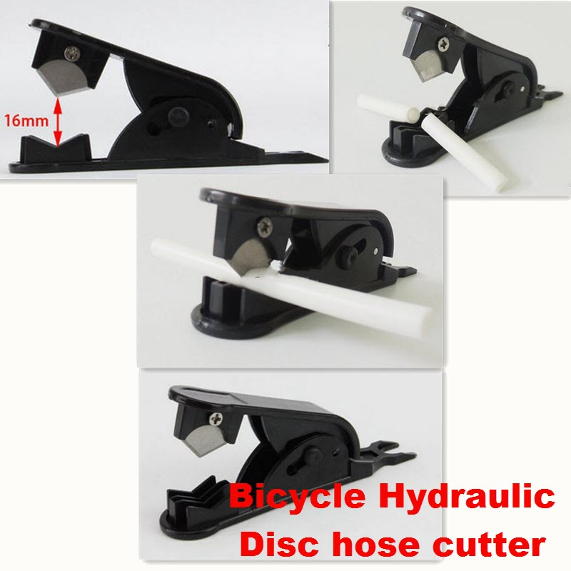 2pc Bicycle Protective Gear cycle hose cutter Plier cycling Disc hose cutter Pipe Tube Cutter cycling Hydraulic Disc hose plier