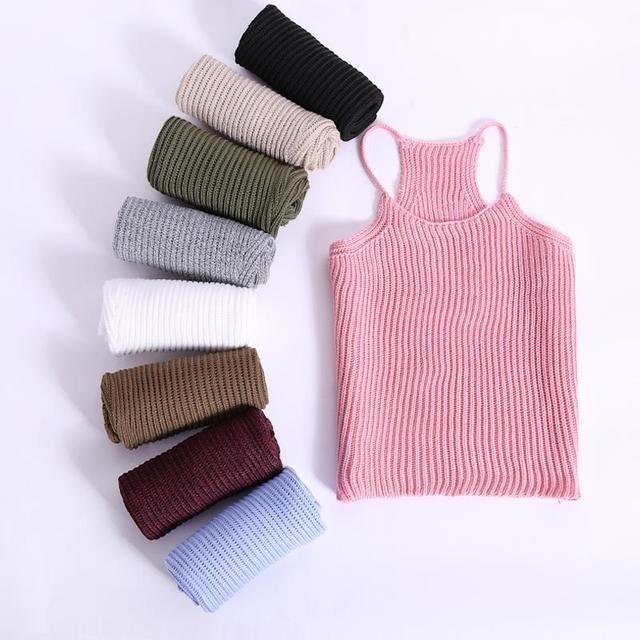 Novo 2016 moda AA verão mulheres Tops de culturas Bustier sexy colete doce de cor mulheres Crochet curta Plus Size