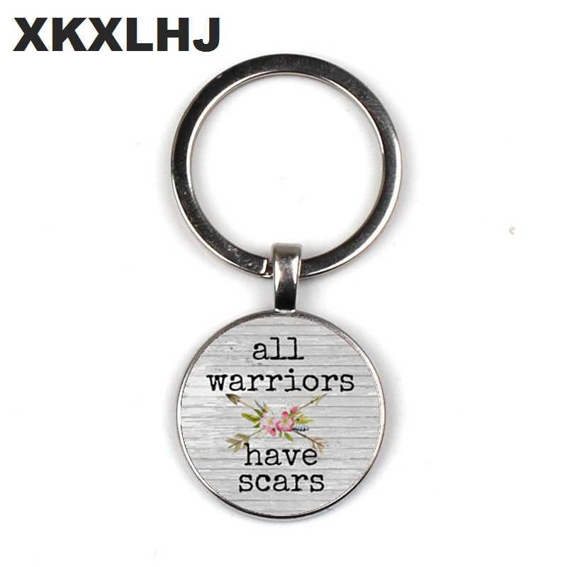 XKXLHJ 2019 ทั้งหมดน่ากลัว CHARM จี้,แรงบันดาลใจ charm พวงกุญแจของขวัญผู้รอดชีวิตมะเร็ง charms,