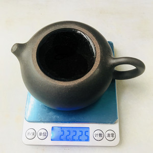 Image 3 - 200ML Yixing קומקום זישה Xishi קומקום בעבודת יד עם אריזת מתנה חליפת Tieguanyin Puer תה שחור