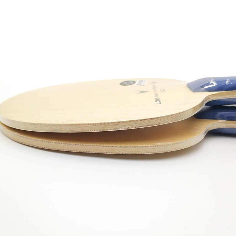 Rental 5 Kayu Lapis Tenis Meja Pisau Pelatihan Profesional Pingpong Pisau Ping Pong Raket Semua