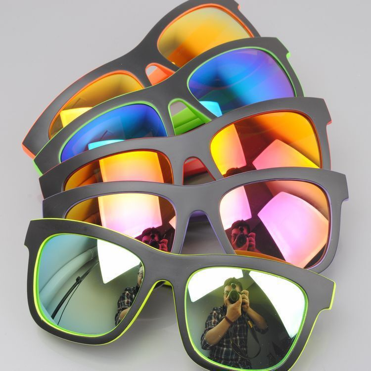 2019 Rrobat e reja për syze dielli të dyfishta Gratë Burra Veshje - Aksesorë veshjesh - Foto 3
