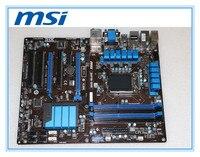 Free Shipping 100 Original Desktop Motherboard For Gigabyte GA P55 UD3L DDR3 LGA1156 4 Channels RAM