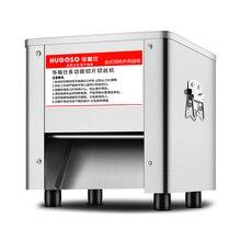 Промышленная ломтерезка Вт мясо slicer 850 бытовой резка машина полностью автоматический Электрический свинины провода