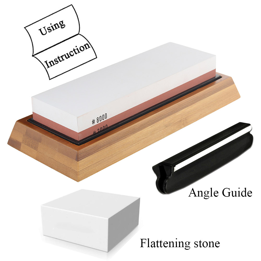 Detail Feedback Questions About 3000 8000 Grit Double Side Whetstone