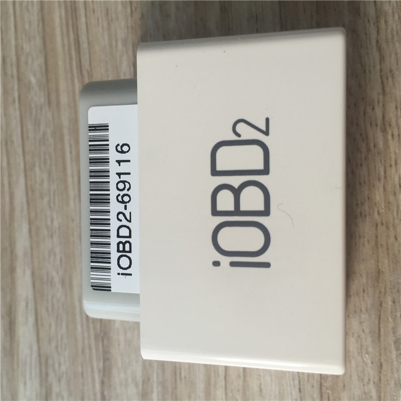 Hot Sale XTOOL IOBD2 Mini IOBD With Bluetooth Work On Android & IOS OBDII Auto Diagnostic Scanner In Stock