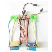 1 pcs 320A Escovado Controlador de Velocidade ESC 480A Dual Mode Regulador de freio banda 5 V 3A para 1/10 RC Car barco