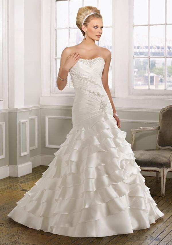 inform newly design mermaid strapless sleeveless wedding dresses affordablechina mainland