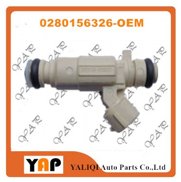 NEW Fuel Injector (4) FOR FITRenault Dacia K7M 1 6L L4 0280156326 2007-2012