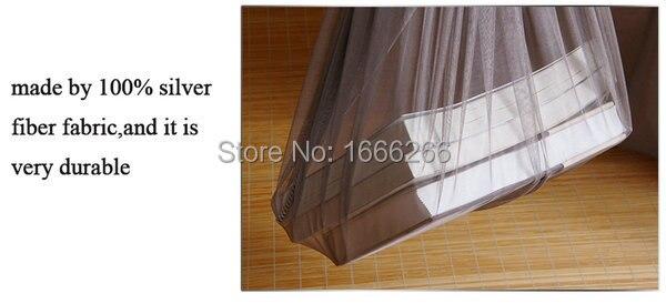 High shielding bed net