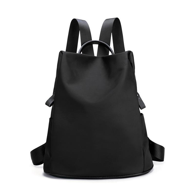 Man Woman Fashion Backpacks Hot Oxford Waterproof With Bags Sack Men Backpack black functional bags