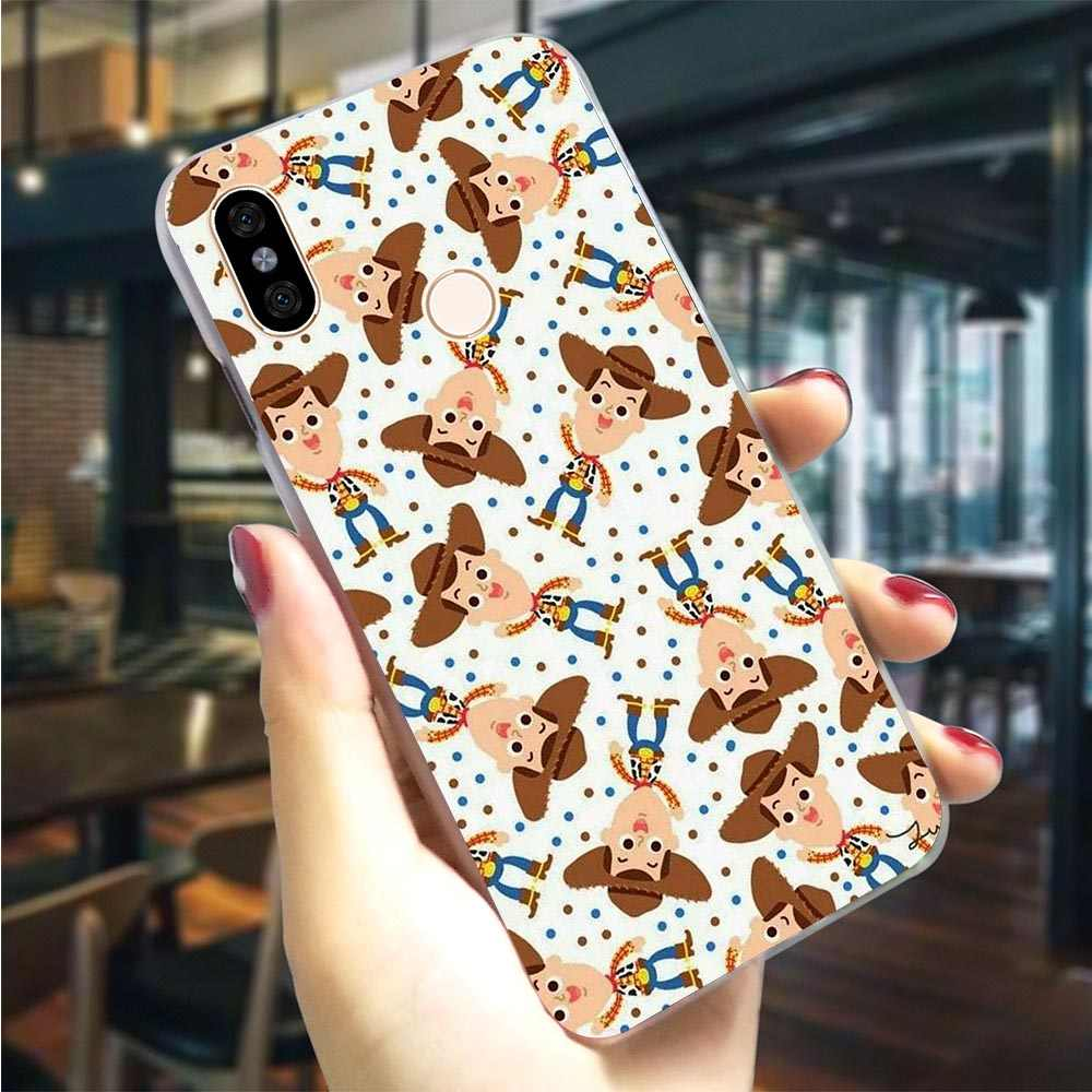 Plastic Phone Case for Xiaomi Redmi 5A Toy story  Cover for Redmi 6 Cases 4X 4A 5 Plus 5A Prime 6A Note 5 Pro
