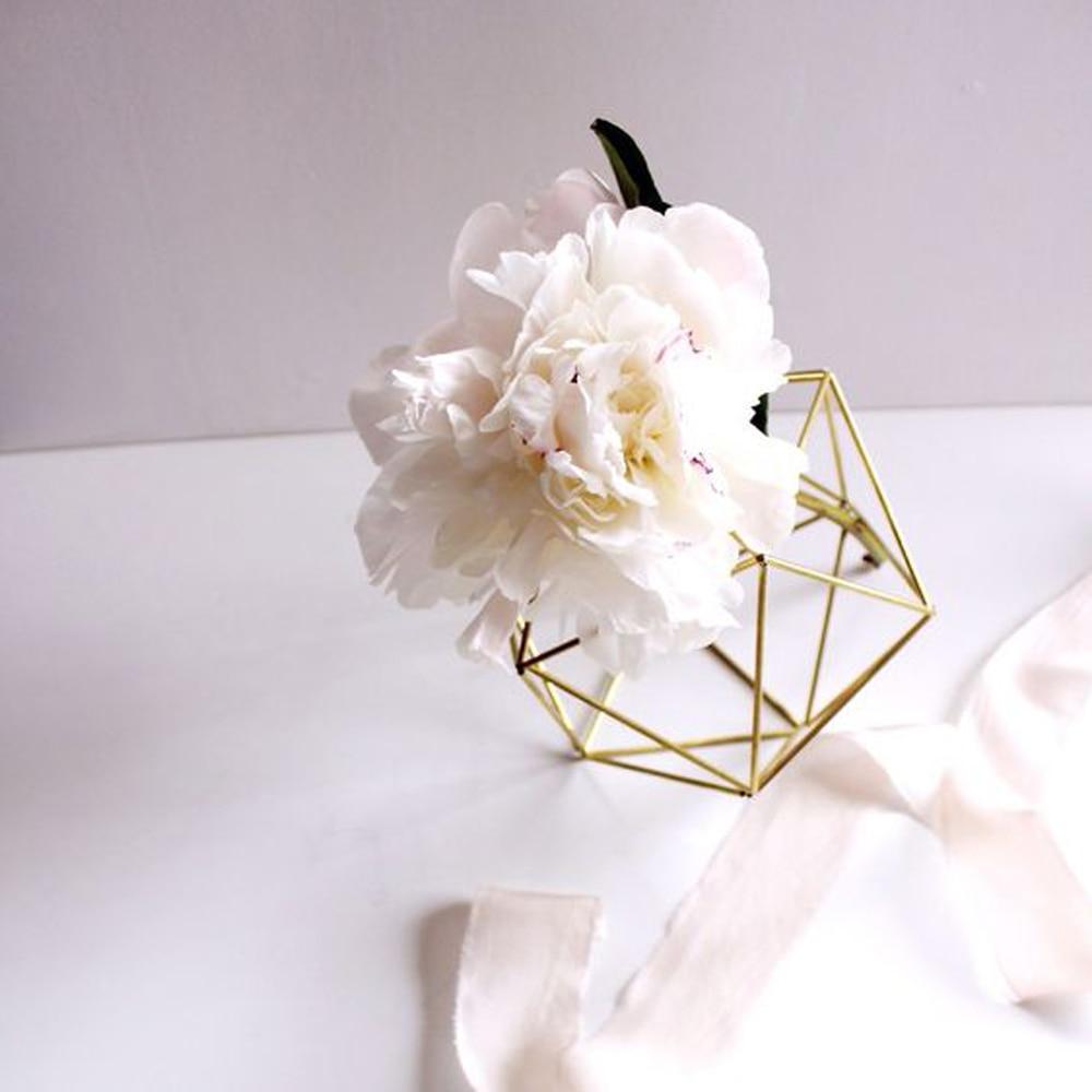 Industrial Modern Wedding Geometric Centerpieces-in Party DIY ...