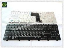 Russian Keyboard for Dell Inspiron 15 15R N M 5010 N5010 M5010 0Y3F2G NSK-DRASW 0JRH7K 9Z.N4BSW.A0R RU Black laptop keyboard