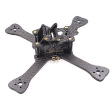 GEP-TX Chimp 5 Inch 210MM Carbon Fiber Frame Kit With PDB LED XT60 Camera Mount For DIY Quadcopter RC Drone High Quality