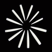 120 шт./лот длинные шпильки острый натуральный/прозрачный цвет Длинные Накладные Типсы для ногтей «сделай сам» поддельная императрица ногтей