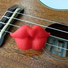 5 cm Lustige Rot Lippen Baby Nippel Sicherheit Weichem Silikon Schnuller Clips attache tetine biberon Glatter Feeder Beißring Schnuller