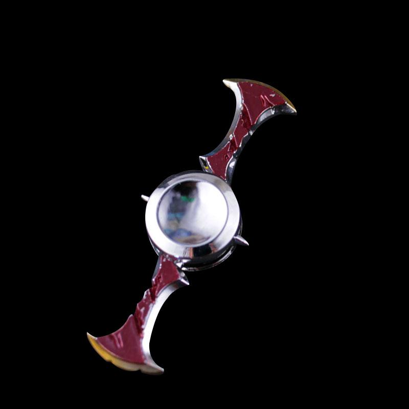 Metal Fidget Spinner Rotating Darts Hand Spinner Relieve Stress EDC ADHD Autism Fidget Toys
