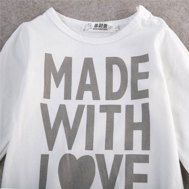 Made With Love Baby Romper