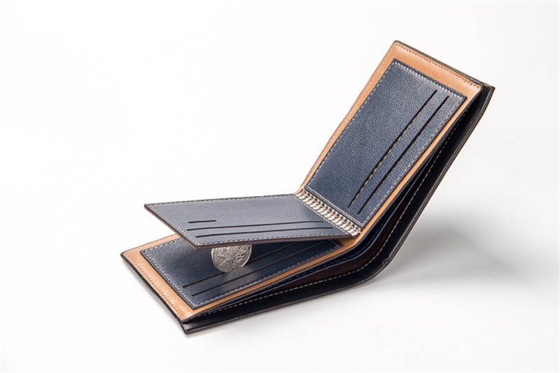 HTB1RFr s25TBuNjSspcq6znGFXae Top 2019 Vintage Men Leather Brand Luxury Wallet Short Slim Male Purses Money Clip Credit Card Dollar Price Portomonee Carteria