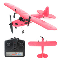 2017 Hot Selling 3 Colors RC Plane 150m Distance Toys TRC Plane Electric 2 CH Foam