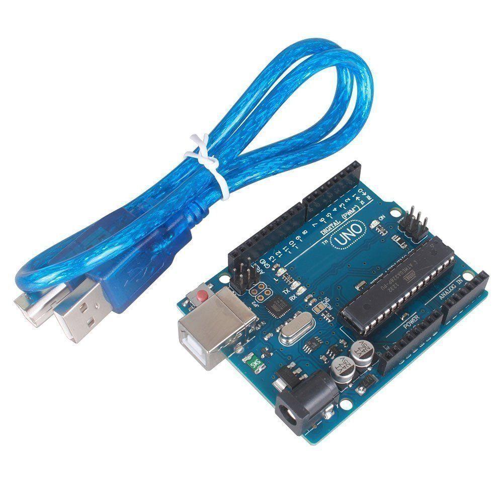 UNO R3 MEGA328P ATMEGA16U2 Conseil de Développement Avec USB Câble pour arduino Starter Kit Diy