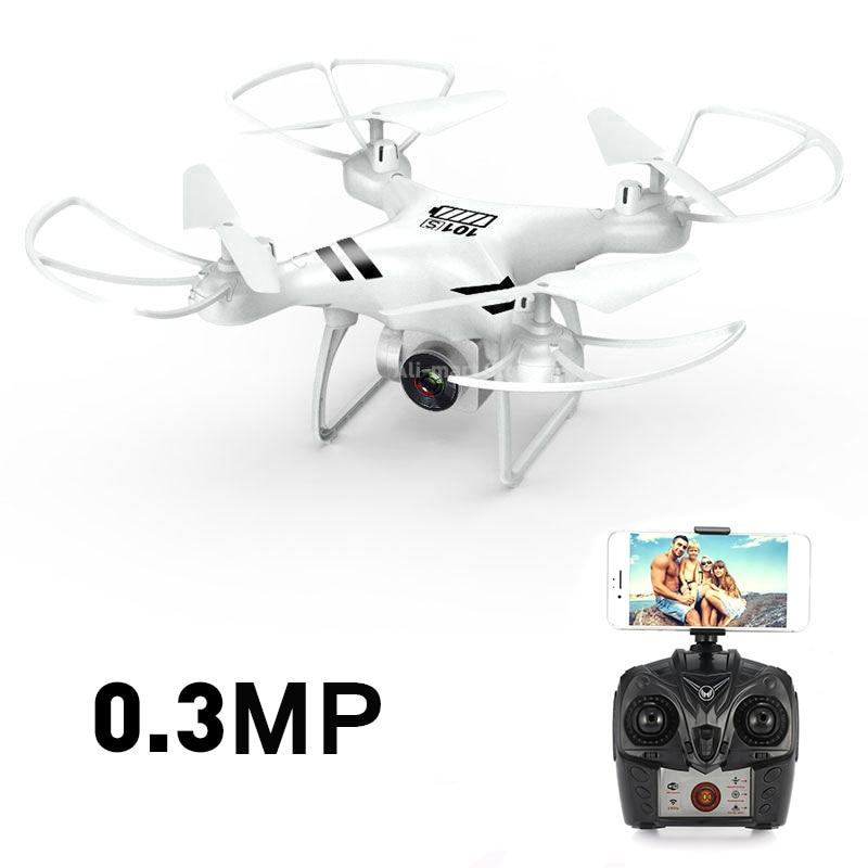 White 0.3MP camera