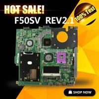 Per ASUS F50SV X61S 8 Scheda Madre Del Computer Portatile GT120M con 1 GB di Memoria VRAM 100% Completamente Provato